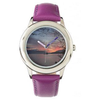 Alaskan Sunset Ladies Watch