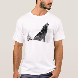 Alaskan Timber Wolf T-Shirt