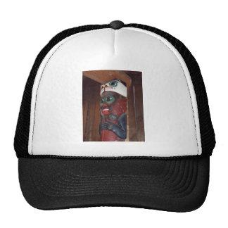Alaskan Totem Hats