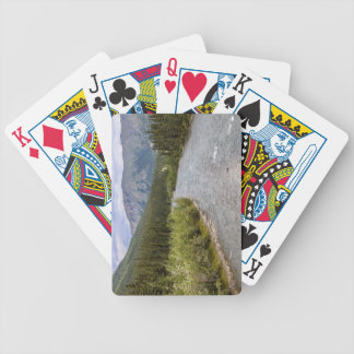 Alaskan Wilderness Bicycle Playing Cards