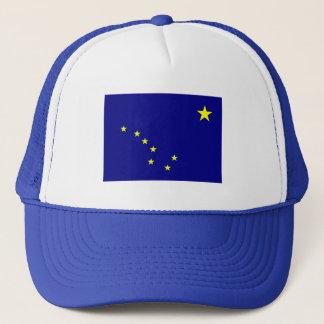 Alaska's Flag Trucker Hat