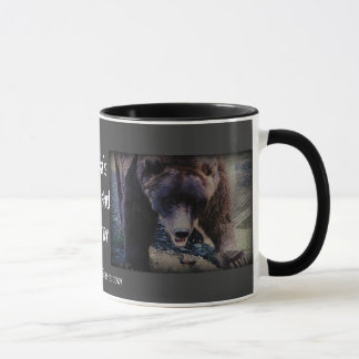 Alaska's Homeland Security Mug