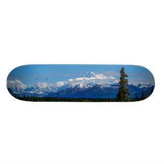 Alaska's Mt. McKinley 20 Cm Skateboard Deck