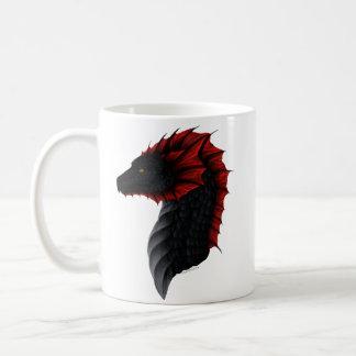 Alavon Dragon Profile 11 oz Mug