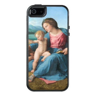 Alba Madonna Raphael OtterBox iPhone 5/5s/SE Case