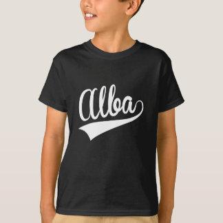 Alba, Retro, T-Shirt