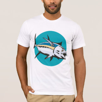 Albacore Tuna Fish Retro T-Shirt