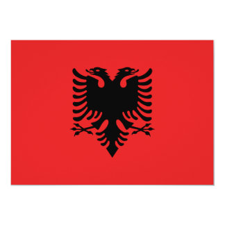 Albania 13 Cm X 18 Cm Invitation Card