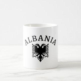 Albania and eagle of the flag - mugs