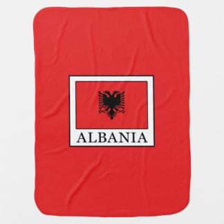 Albania Baby Blanket