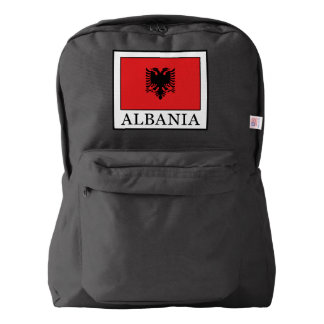 Albania Backpack
