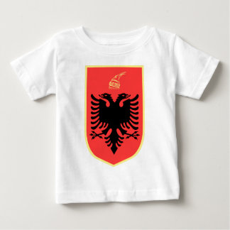 Albania Coat of Arms Baby T-Shirt
