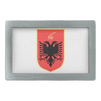 Albania Coat of Arms Belt Buckles