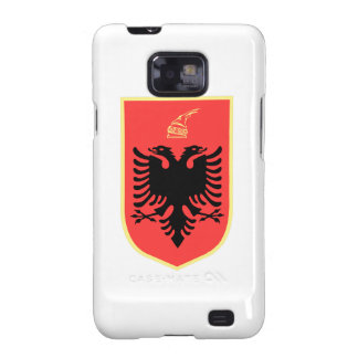 Albania Coat of Arms Galaxy SII Covers