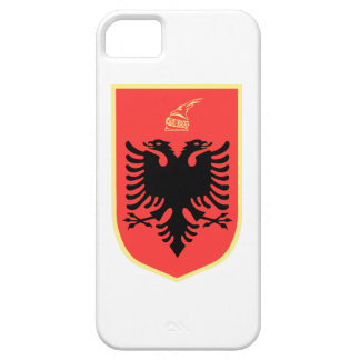 Albania Coat of Arms iPhone 5 Cases