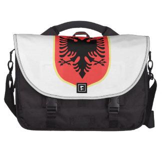 Albania Coat of Arms Laptop Computer Bag