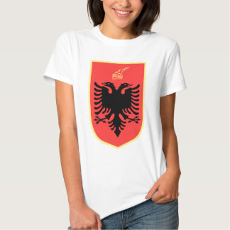 Albania Coat of Arms Shirts