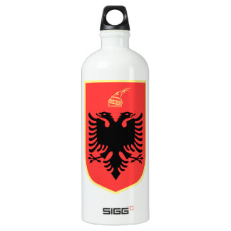 Albania Coat of Arms SIGG Traveller 1.0L Water Bottle