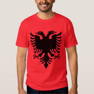 Albania Coat of Arms T Shirt