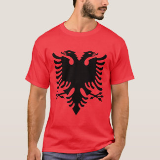 Albania Coat of Arms T-Shirt