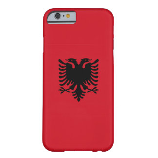 albania country flag case barely there iPhone 6 case