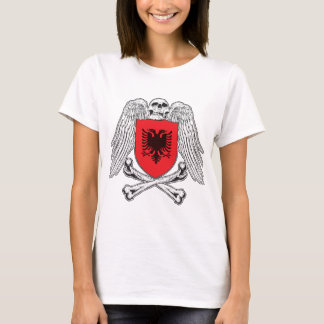 Albania Crossbones T-Shirt