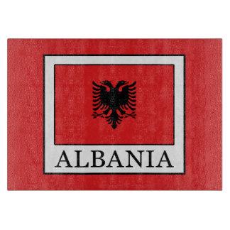 Albania Cutting Board