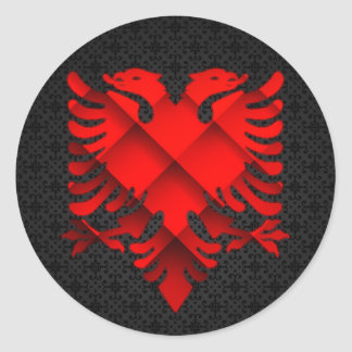 Albania Design Sticker