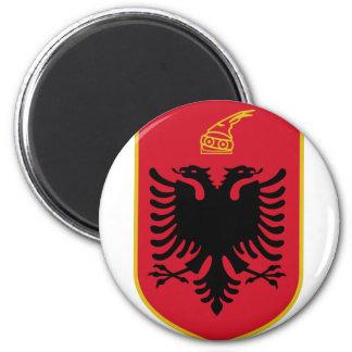 albania emblem magnet