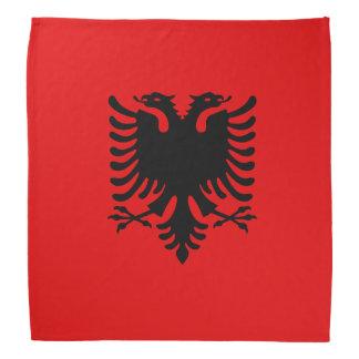 Albania Flag Bandana