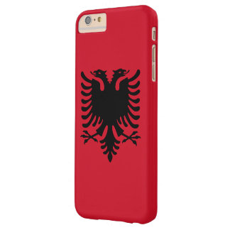 Albania Flag Barely There iPhone 6 Plus Case
