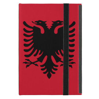 Albania Flag Cover For iPad Mini