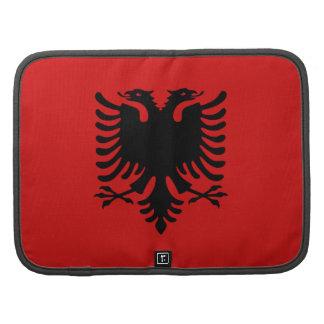 Albania Flag Folio Organizer