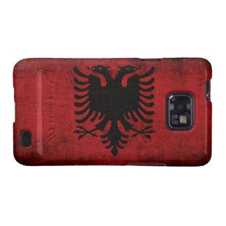 Albania Flag Galaxy SII Covers