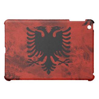 Albania Flag iPad Mini Covers