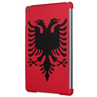 Albania Flag Case For iPad Air