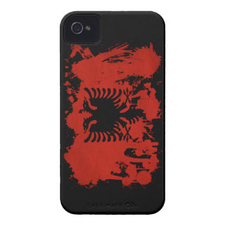 Albania Flag iPhone 4 Case-Mate Case