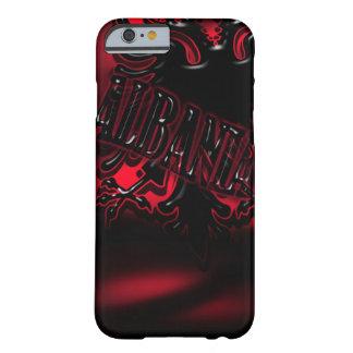 Albania Flag iPhone 6 Case