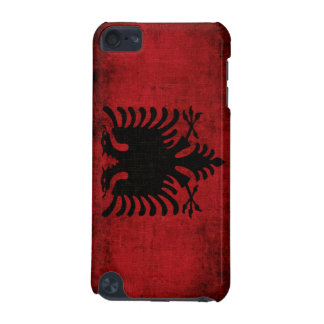 Albania Flag iPod Touch (5th Generation) Case