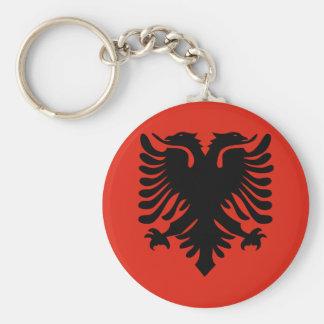 Albania Flag Key Chains