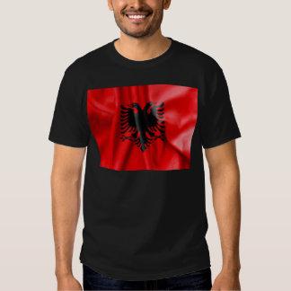 Albania Flag Men's T-Shirt