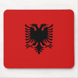 Albania Flag Mousepad