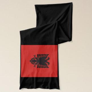 Albania Flag Scarf