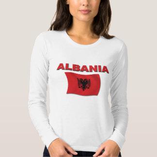 Albania Flag T Shirt