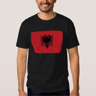 Albania Flag Tee Shirts