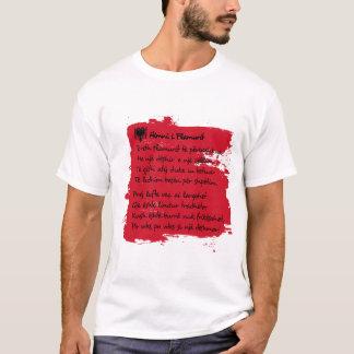 Albania - Himni i Flamurit T-Shirt