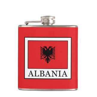 Albania Hip Flask