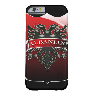 Albania iPhone 6 case