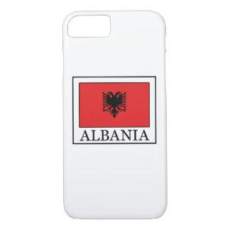 Albania iPhone 7 Case