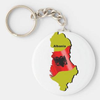 Albania Key Ring